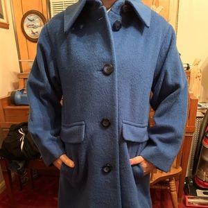 Vintage 1980s pea coat/jacket
